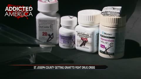 St. Joseph County awarded grant to fight drug crisis